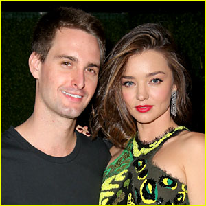 Miranda Kerr & Evan Spiegel Engaged - See Her Ring!
