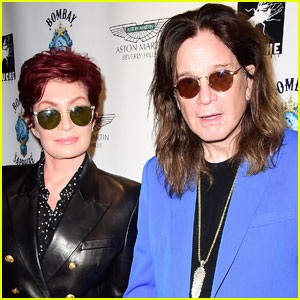 Ozzy Osbourne Says His Marriage to Sharon is 'Back on Track'