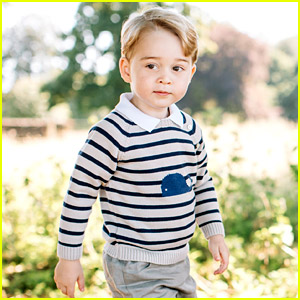 "Prince George Is Described as a ""Proper Little Chap"""