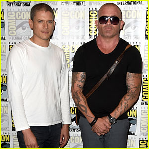 'Prison Break' Debuts New Footage During Comic-Con 2016 Panel - Watch Now!