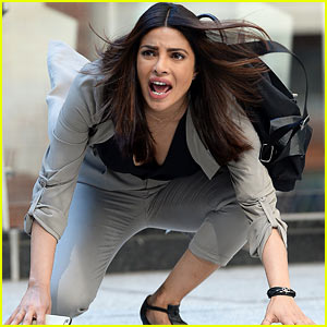 Priyanka Chopra Has An Action-Packed 34th Birthday!