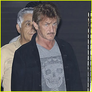 Sean Penn Heads to Malibu for His Sushi Fix!