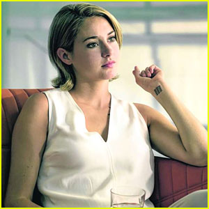 Shailene Woodley Reacts To 'Ascendant' Straight to TV News