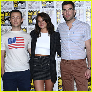Joseph Gordon-Levitt, Zachary Quinto & Shailene Woodley Debut New 'Snowden' Trailer at Comic-Con 2016