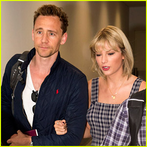 Taylor Swift Accompanies Tom Hiddleston to Australia for 'Thor 3' Filming