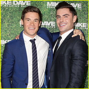 Zac Efron Says 'Mike & Dave Need Wedding Dates' Is 'Certainly Not A Chick Flick'