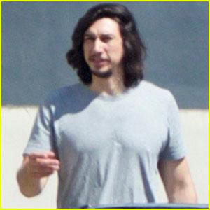 Adam Driver Starts Filming 'Logan Lucky'