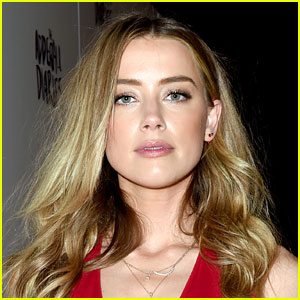 Amber Heard's 'Justice League' Fitting Was Rescheduled: Photo 368...