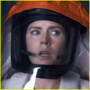 Amy Adams Attempts to Communicate with Aliens in 'Arrival' Teaser - Watch Now!
