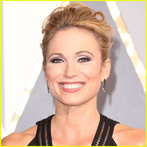 GMA's Amy Robach Apologizes After Using Racial Slur
