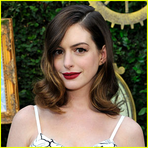 Anne Hathaway Shares Inspiring Message About Baby Weight & Body Shame
