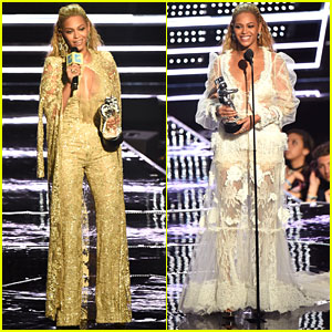 Beyonce Changes Up Her Look at MTV VMAs 2016