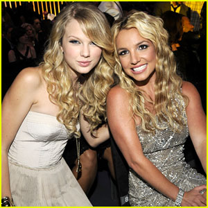 Britney Spears Doesn't Remember Meeting Taylor Swift