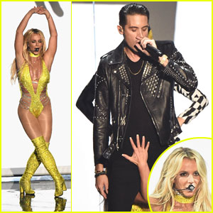Britney Spears' MTV VMAs 2016 Performance Video of 'Make Me' & 'Me Myself & I'