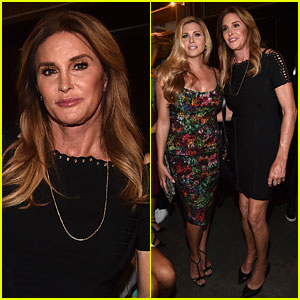 Caitlyn Jenner Supports onePULSE with BFF Candis Cayne