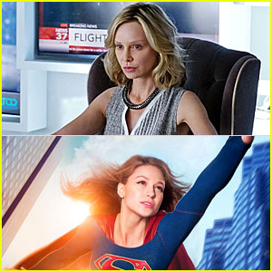 Calista Flockhart Returning for 'Supergirl' Season 2 as Recurring Character