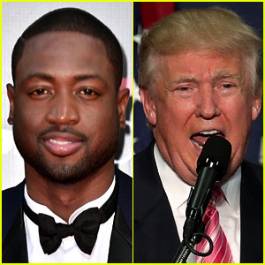 Celebs Slam Donald Trump for His Tweet About Dwyane Wade