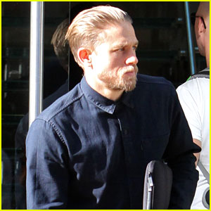 Charlie Hunnam Is Halfway Done with 22 Day, 22 Push-Up Challenge