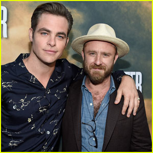 Ben Foster Says Co-Star Chris Pine is a 'True-Blue Actor'