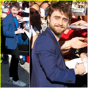 Daniel Radcliffe Makes It Clear That He 'Really Doesn't Mind' Talking About 'Harry Potter'!