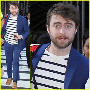 Daniel Radcliffe on Using Racial Slurs in 'Imperium': 'It's Horrible'