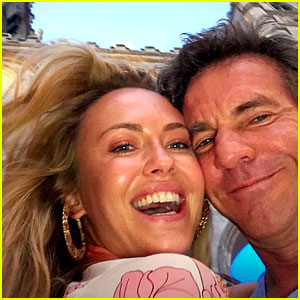 Dennis Quaid Appears to Have a New Girlfriend: Santa Auzina!