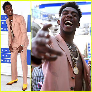 Desiigner is Pumped for His Nominations at the MTV VMAs 2016!