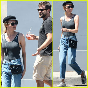 Diane Kruger & Joshua Jackson Emerge Together Amid Reconciliation Rumors