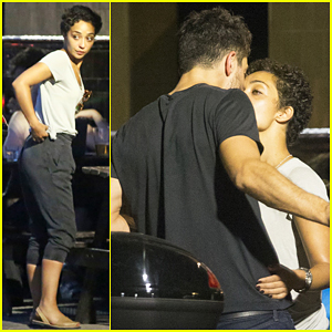 Dominic Cooper & Ruth Negga Have Low-Key Date Night In London!