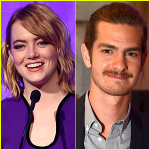 Emma Stone & Andrew Garfield Spotted Together 10 Months After Split