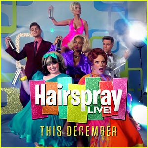 'Hairspray Live' Promo Gives First Look at Cast in Costume!