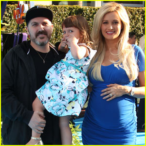 Holly Madison & Pasquale Rotella Welcome Baby Number Two!