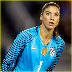 Hope Solo Suspended After Calling Sweden's Team 'Cowards'