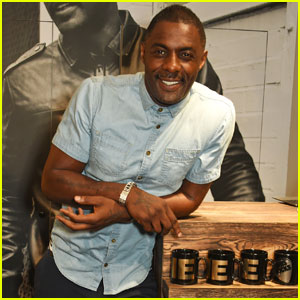 Idris Elba Says He Danced With Taylor Swift at the Met Gala Too!