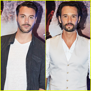 Jack Huston Says 'Ben-Hur' Chariot Scenes Felt Just Like 'Nascar'!