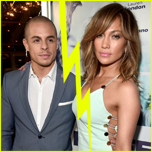 Jennifer Lopez & Casper Smart Split (Report)