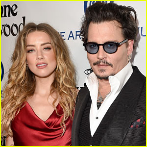 Johnny Depp Fulfills Amber Heard's Charity Pledge, Writes Checks to ACLU & Children's Hospital (Statement)