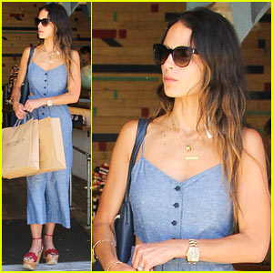 Jordana Brewster Reveals Her 'Day at the Office' While Filming for 'Lethal Weapon'