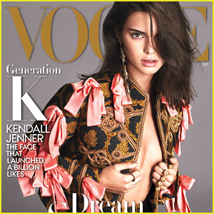 Kardashian Family Celebrates Kendall Jenner's 'Vogue' Cover!