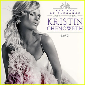 Kristin Chenoweth Drops 'Very Thought of You' Stream with New Album Pre-Order