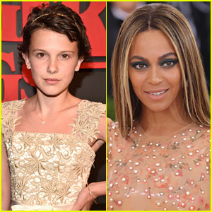 Stranger Things' Millie Bobby Brown Sings Beyonce's 'Listen'! (Video)