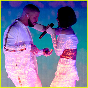 Rihanna Surprises During Drake's OVO Fest Concert in Toronto