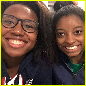 [Image: simone-biles-simone-manuel-meet-up-for-e...-photo.jpg]