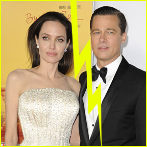 Angelina Jolie Files for Divorce From Brad Pitt (Report)