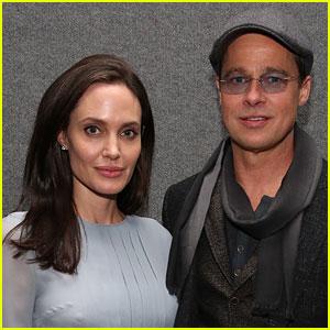 Angelina Jolie & Brad Pitt Agree to Temporary Custody Deal (Report)