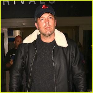 Ben Affleck Takes Care of Kids While Estranged Wife Jennifer Garner is at Telluride Film Festival