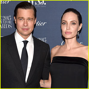 Brad Pitt & Angelina Jolie's Divorce Documents Revealed