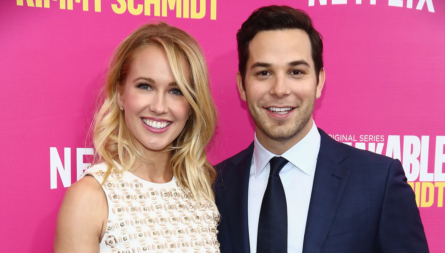 Pitch Perfect's Skylar Astin & Anna Camp Are Married