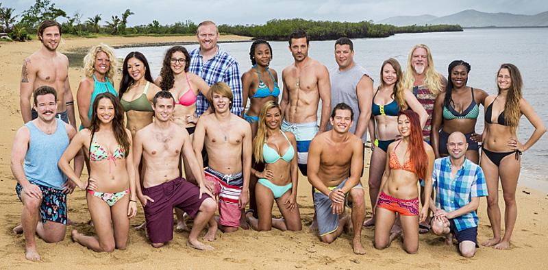 meet the survivor cast 2013
