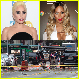 Celebrities React to NYC Explosion - See The Video